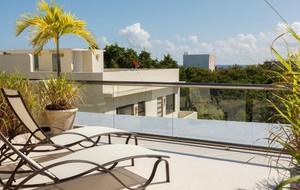 Roof top patio  2