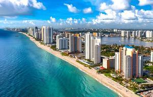 Sunny Isles Beach, Miami, Florida