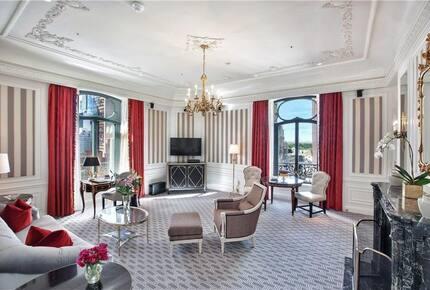 St. Regis New York 2 Bedroom