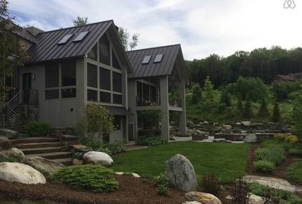 Stratton Mountain Contemporary Home