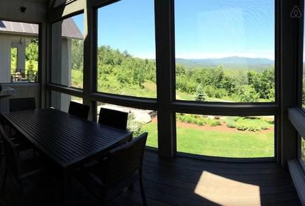 Stratton Mountain Contemporary Home - Winhall, Vermont