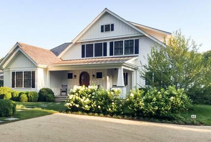 Custom East Hampton Village Home