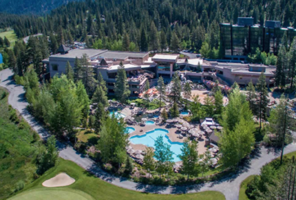 Resort at Squaw Creek, Lake Tahoe Ski In/Ski Out