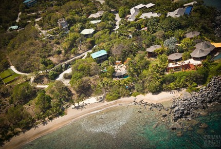 Sunset Watch - Caribbean Beachfront