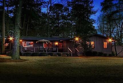 Lake House on Lake Sinclair - Lake Sinclair, Georgia
