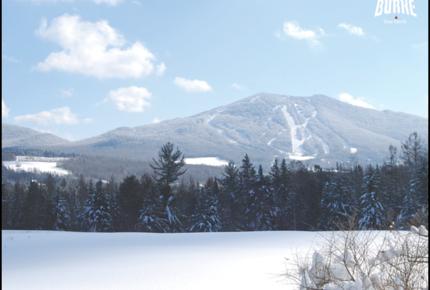 Beautiful Mountain Home Adjacent to Burke Ski Area and Kingdom Trails Biking - East Burke, Vermont