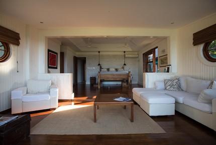 Ocean Front Caribbean Sea Villa - Brown Shuggah (Ocho Rios) - Llandovery Estate, Jamaica