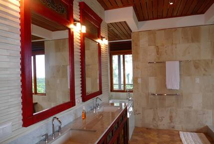 Luxury Villa Overlooking Ocean with Private Golf Course - Cahuita, Costa Rica