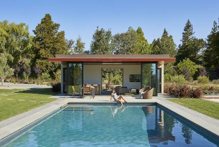 Sonoma Valley Vineyard Retreat