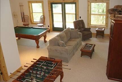 North Carolina Lodge - Lake Lure, North Carolina