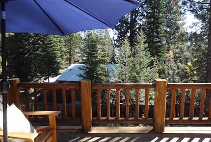 Heart of Lake Tahoe Northshore Cabin - Carnelian Bay, California