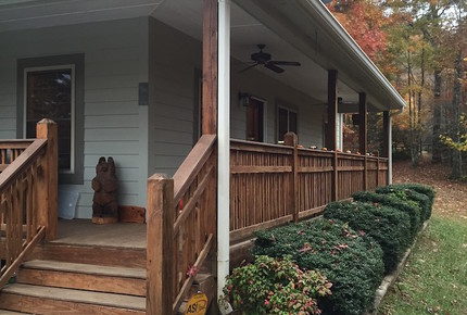 Chairmaker Cabin - Hayesville, North Carolina
