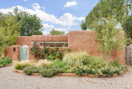 Historic District Home in Santa Fe