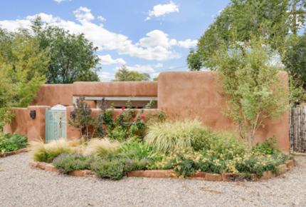 Historic District Home in Santa Fe - Santa Fe, New Mexico