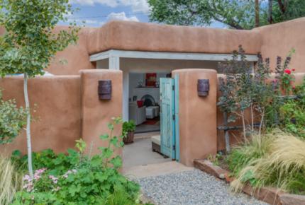 Historic District Home in Santa Fe