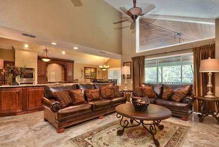 Lake Tarpon Waterfront Home