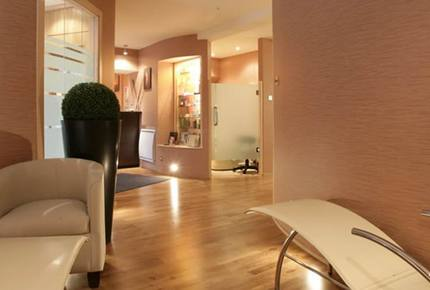 A Junior Suite at The Marcliffe Hotel and Spa