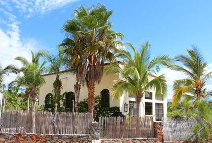 Casa Lopez - Todos Santos, Mexico