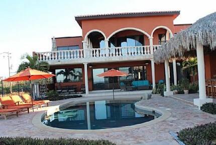 Authentic Mexican Hacienda, Villa Ventanas - Pescadero, Mexico
