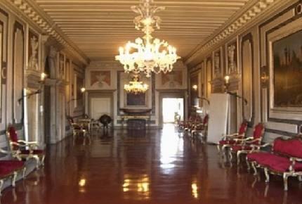 Grand Venetian Palazzo near Rialto Bridge - Venice, Italy