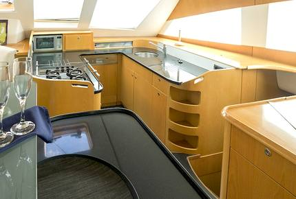 TradeWinds 62ft 4 Cabin Crewed Catamaran Flagship Class - St. Martin Sailing Vacation