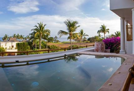 Villa Sinsontle at Lagos Del Mar, Punta Mita