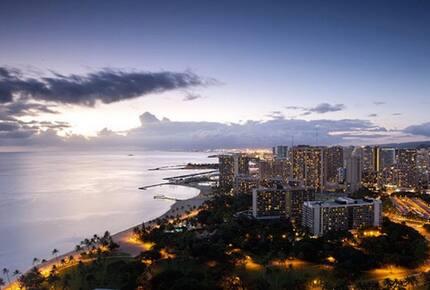 Studio at Trump Waikiki Experience - Honolulu, Hawaii