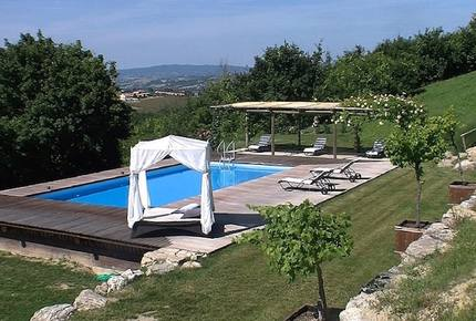Gorgeous 18th Century Stone Villa in Umbria