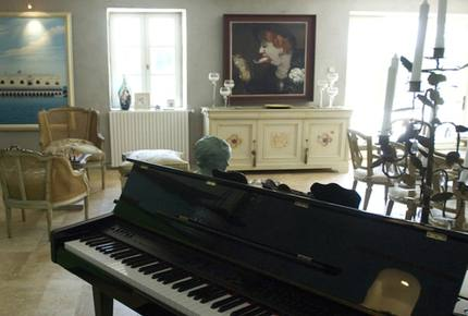 The Cole Porter Junior Suite at Bastide St. Mathieu - Grasse, France