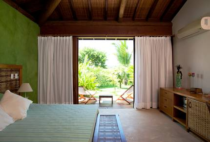 Txai Boutique Resort Bungalow - Itacare, Brazil