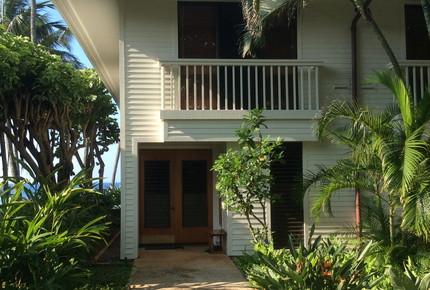 Kauai Ocean Front Condo