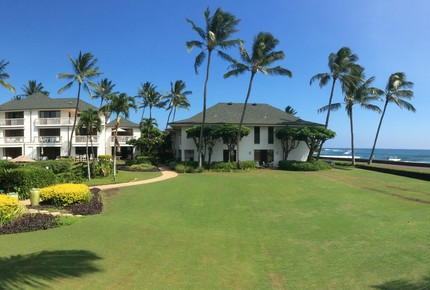 Kauai Ocean Front Condo - Koloa, Hawaii