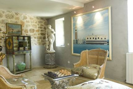 The Sissi Suite at Bastide St. Mathieu