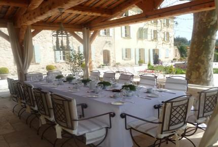The Sissi Suite at Bastide St. Mathieu - Grasse, France