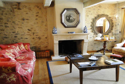 The Coco and Igor Suite at Bastide St. Mathieu