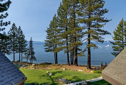 Stunning Tahoe Lakefront