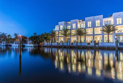 Luxury Town Villa #255 - Fort Lauderdale By The Sea, Florida