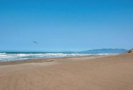 San Francisco Ocean Beach Retreat - San Francisco, California