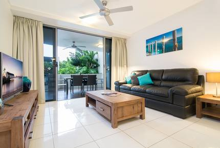 Vision Cairns Esplanade 2 Bedroom Apartment