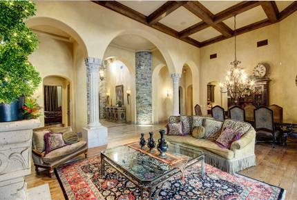 Tuscan Style Private Estate