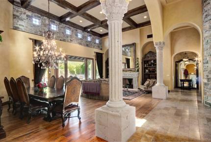 Tuscan Style Private Estate - Scottsdale, Arizona