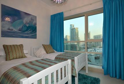Stunning two-story Penthouse in Dubai Marina - Dubai Marina, United Arab Emirates