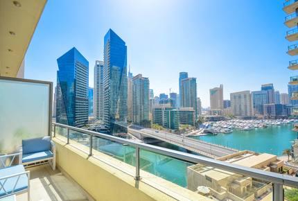 Stunning two-story Penthouse in Dubai Marina