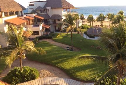 Hotel Las Palmas -  2 Bedroom Residence - Zihuatanejo, Mexico