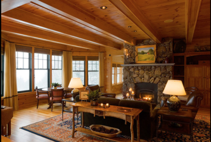 Luxury Stowe Vermont Home