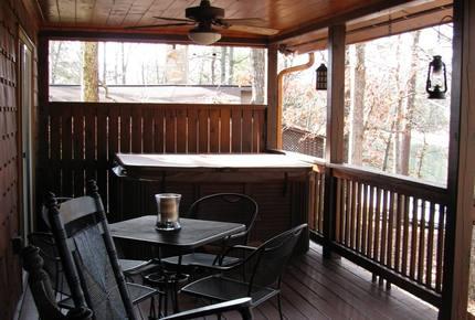 Make a Splash- Lakefront Cabin - Blue Ridge, Georgia