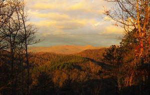 Pisgah National Forest, North Carolina