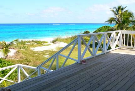 Spectacular Beach Dream Bahamas Villa - Beachfront! - Guana Cay, Bahamas