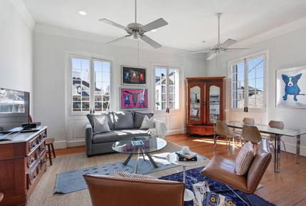 Aioli Apartment at French Quarter's Center - New Orleans, Louisiana