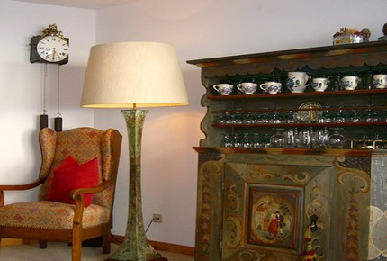 Cute Swiss Apartment near St. Moritz